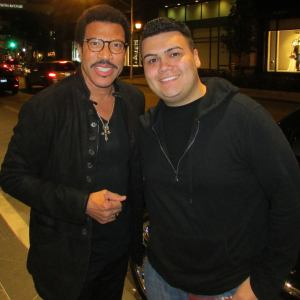 lionel and me